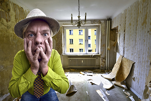 When Tenants Behave Badly – Residential Evictions
